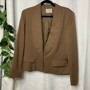 Pendleton Womens 100% Virgin Wool blazer jacket 6